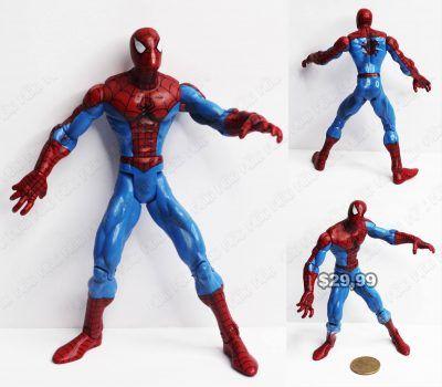 Figura Cómics Spiderman Ecuador Comprar Venden, Bonita Apariencia ideal para los fans, practica, Hermoso material plástico Color como en la imagen Estado nuevo