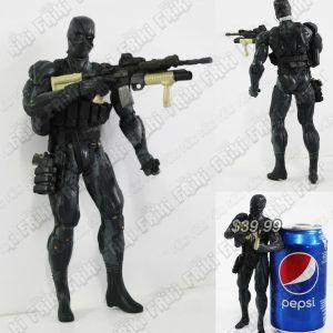 Figura Videojuego Metal Gear Solid Sasaki Ecuador Comprar Venden, Bonita Apariencia ideal para los fans, practica, Hermoso material plástico Color como en la imagen Estado nuevo