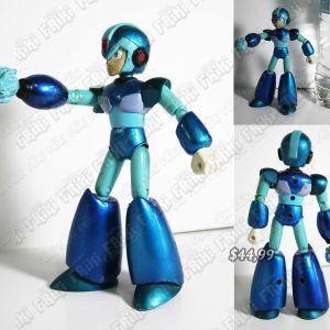Figura Videojuego Megaman Megaman X Ecuador Comprar Venden, Bonita Apariencia ideal para los fans, practica, Hermoso material plástico Color como en la imagen Estado nuevo