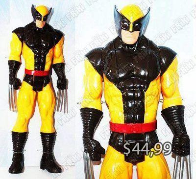 Figura Comics X-Men Wolverine Clásico Ecuador Comprar Venden, Bonita Apariencia ideal para los fans, practica, Hermoso material plástico Color como en la imagen Estado nuevo