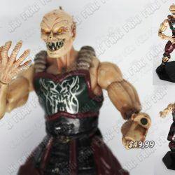 Figura Videojuego Mortal Kombat Baraka Ecuador Comprar Venden, Bonita Apariencia ideal para los fans, practica, Hermoso material plástico Color como en la imagen Estado nuevo