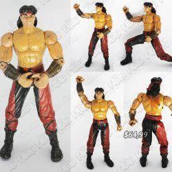 Figura Videojuego Mortal Kombat Liu Kang Ecuador Comprar Venden, Bonita Apariencia ideal para los fans, practica, Hermoso material plástico Color como en la imagen Estado nuevo
