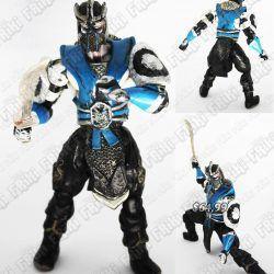 Figura Videojuego Mortal Kombat Sub Zero Ecuador Comprar Venden, Bonita Apariencia ideal para los fans, practica, Hermoso material plástico Color como en la imagen Estado nuevo