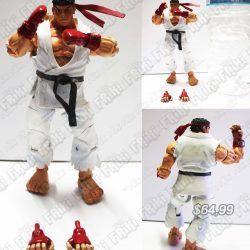 Figura Videojuego Street Fighter Ryu Ecuador Comprar Venden, Bonita Apariencia ideal para los fans, practica, Hermoso material plástico Color como en la imagen Estado nuevo