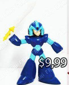 Figura Videojuego Megaman Megaman Ecuador Comprar Venden, Bonita Apariencia ideal para los fans, practica, Hermoso material plástico Color como en la imagen Estado nuevo
