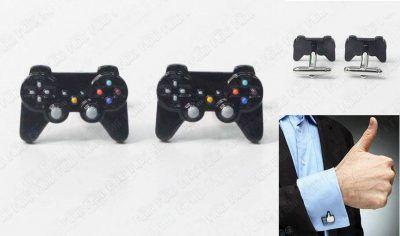 Gemelos Videojuegos Consola Mando Ps1 Ecuador Comprar Venden, Bonita Apariencia de mando de PS1, practica, Hermoso material de bronce niquelado Color negro Estado nuevo