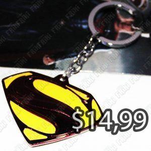 Llavero Comics Superman Ecuador Comprar Venden, Bonita Apariencia perfecto para decorar tus pertenencias, practica, Hermoso material de bronce niquelado Color amarillo y rojo Estado nuevo