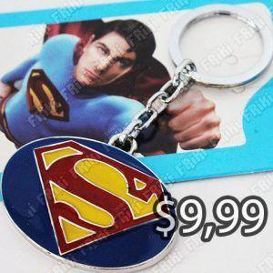 Llavero Comics Superman Ecuador Comprar Venden, Bonita Apariencia perfecto para decorar tus pertenencias, practica, Hermoso material de bronce niquelado Color amarillo, rojo y azul Estado nuevo