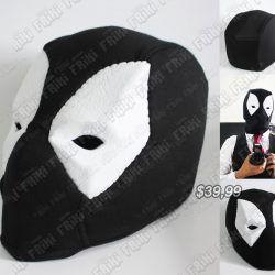 Mascara Cómics Deadpool Ecuador Comprar Venden, Bonita Apariencia perfecta para fans de la serie, practica, Hermoso material de tela y cuero, Color como en la foto Estado nuevo