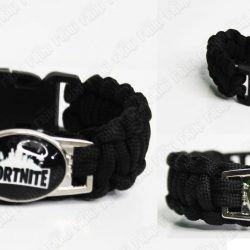 Pulsera Videojuegos Fortnite Logo Ecuador Comprar Venden, Bonita Apariencia ideal para los fans, practica, Hermoso material de lana Color negro Estado nuevo