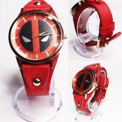 Reloj de pulsera Cómics Deadpool Ecuador Comprar Venden, Bonita Apariencia perfecto para fans de la serie, practica, Hermoso material de acero inoxidable Color como en la foto Estado nuevo
