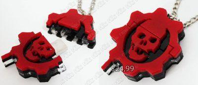 USB Videojuegos Gears of War Kill Ecuador Comprar Venden, Bonita Apariencia ideal para trabajos, practica, Hermoso material plástico Color rojo Estado nuevo