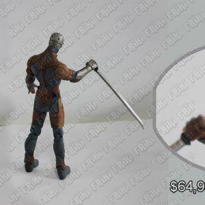 Figura Videojuego Metal Gear Solid Gray Fox Ecuador Comprar Venden, Bonita Apariencia ideal para los fans, practica, Hermoso material plástico Color como en la imagen Estado nuevo