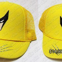 Gorra Comics X-Men Wolverine Ecuador Comprar Venden, Bonita Apariencia perfecta para salir y demostrar tu apoyo a la serie, practica, Hermoso material de algodón y buckram Color amarillo