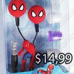 Audífonos Cómics Spiderman Ecuador Comprar Venden, Bonita Apariencia perfecta para los fans del personaje, practica, Hermoso material de plástico Color como en la foto Estado nuevo
