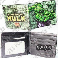 Billetera Cómics Hulk Ecuador Comprar Venden, Bonita Apariencia perfecta para los fans del personaje, practica, Hermoso material de cuerina Color como en la foto Estado nuevo