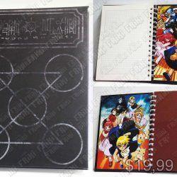 Cuaderno Varios Anime Zatch Bell Ecuador Comprar Venden, Bonita Apariencia ideal para los fans, practica, Hermoso material de papel Color como en la imagen Estado nuevo