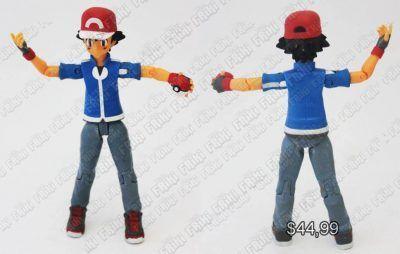 Figura Videojuegos Pokémon Ash Ecuador Comprar Venden, Bonita Apariencia ideal para los fans, practica, Hermoso material plástico Color como en la imagen Estado nuevo