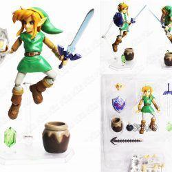 Figura Videojuegos The Legend of Zelda Link Ecuador Comprar Venden, Bonita Apariencia ideal para los fans, practica, Hermoso material plástico Color como en la imagen Estado nuevo