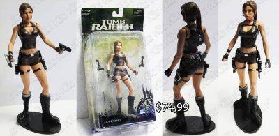 Figura Videojuegos Varios Tomb Raider Ecuador Comprar Venden, Bonita Apariencia ideal para los fans, practica, Hermoso material plástico Color como en la imagen Estado nuevo