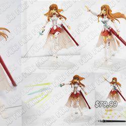 Figura Anime Sword Art Online Asuna Ecuador Comprar Venden, Bonita Apariencia ideal para los fans, practica, Hermoso material plástico Color como en la imagen Estado nuevo