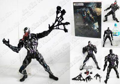 Figura Cómics Spiderman Venom Ecuador Comprar Venden, Bonita Apariencia ideal para los fans, practica, Hermoso material plástico Color como en la imagen Estado nuevo