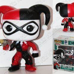 Funko Pop Comics Harley Quinn Ecuador Comprar Venden, Bonita Apariencia ideal para los fans, practica, Hermoso material plástico Color como en la foto Estado nuevo