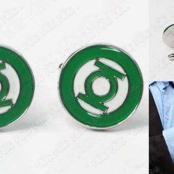 Gemelos Cómics Linterna Verde Ecuador Comprar Venden, Bonita Apariencia perfecto para los fans del personaje, practica, Hermoso material de bronce niquelado Color verdes Estado nuevos