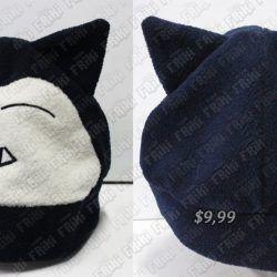 Gorro Videojuegos Pokémon Snorlax Ecuador Comprar Venden, Bonita Apariencia ideal para los fans, practica, Hermoso material de lana Color como en la imagen Estado nuevo