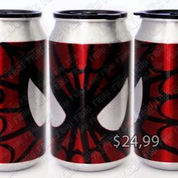 Termo Cómics Spiderman Ecuador Comprar Venden, Bonita Apariencia, práctica, Hermoso material: Aluminio Color: Rojo Estado: Nuevo