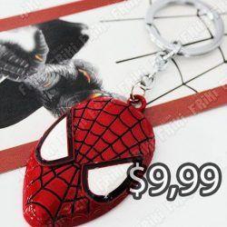 Llavero Cómics Spiderman Ecuador Comprar Venden, Bonita Apariencia perfecto para decorar tus pertenencias, practica, Hermoso material de bronce niquelado Color rojo Estado nuevo