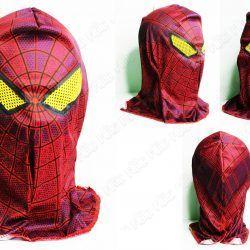 Mascara Cómics Spiderman Ecuador Comprar Venden, Bonita Apariencia perfecta para fans del personaje, practica, Hermoso material de tela, Color como en la foto Estado nuevo