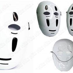 Máscara Anime Varios Sin Cara Ecuador Comprar Venden, Bonita Apariencia ideal para los fans, practica, Hermoso material plástico Color como en la imagen Estado nuevo