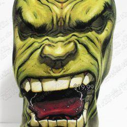 Mascara Cómics Hulk Ecuador Comprar Venden, Bonita Apariencia perfecta para fans del personaje, practica, Hermoso material de tela, Color como en la foto Estado nuevo