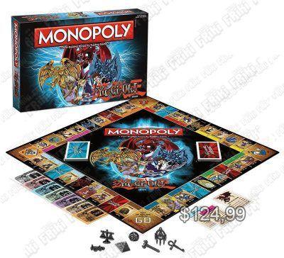 Monopoly Anime Yu-Gi-Oh Ecuador Comprar Venden, Bonita Apariencia ideal para los fans, practica, Hermoso material de polipropileno Color como en la imagen Estado nuevo