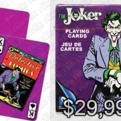 Naipes Cómics Joker Ecuador Comprar Venden, Bonita Apariencia perfecto para jugar, practica, Hermoso material de papel y grafito Color como en la foto Estado nuevo