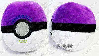 Peluche Videojuegos Pokémon Pokeball Ecuador Comprar Venden, Bonita Apariencia ideal para los fans, practica, Hermoso material de poliéster Color como en la imagen Estado nuevo