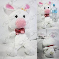 Peluche Varios Conejo Blanco Ecuador Comprar Venden, Bonita Apariencia ideal para los fans, practica, Hermoso material de poliéster Color como en la imagen Estado nuevo