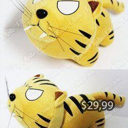 Peluche Anime Varios Taiga Tigre de bolsillo Ecuador Comprar Venden, Bonita Apariencia ideal para los fans, practica, Hermoso material de poliéster Color como en la imagen Estado nuevo