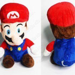 Peluche Videojuegos Super Mario Bros. Mario Ecuador Comprar Venden, Bonita Apariencia ideal para los fans, practica, Hermoso material de poliéster Color como en la imagen Estado nuevo