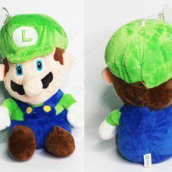 Peluche Videojuegos Super Mario Bros. Luigi Ecuador Comprar Venden, Bonita Apariencia ideal para los fans, practica, Hermoso material de poliéster Color como en la imagen Estado nuevo