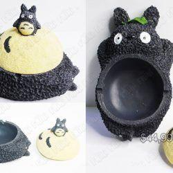 Porta Incienso Anime Mi Vecino Totoro Comprar Venden, Bonita Apariencia perfecta para los fans, practica, Hermoso material plástico Color como en la imagen Estado nuevo