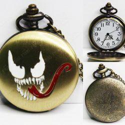 Reloj de collar Cómics Spiderman Ecuador Comprar Venden, Bonita Apariencia perfecto para fans del personaje, practica, Hermoso material de acero inoxidable Color como en la foto Estado nuevo