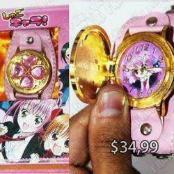 Reloj de pulsera Anime Varios Rosa Ecuador Comprar Venden, Bonita Apariencia ideal para los fans, practica, Hermoso material de bronce niquelado Color como en la imagen Estado nuevo