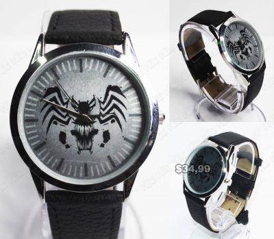 Reloj de pulsera Cómics Spiderman Ecuador Comprar Venden, Bonita Apariencia perfecto para fans del personaje, practica, Hermoso material de acero inoxidable Color como en la foto Estado nuevo