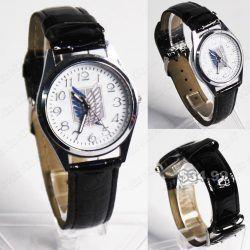 Reloj de pulsera Anime Shingeki no Kyojin Alas Ecuador Comprar Venden, Bonita Apariencia ideal para los fans, practica, Hermoso material de bronce niquelado Color como en la imagen Estado nuevo