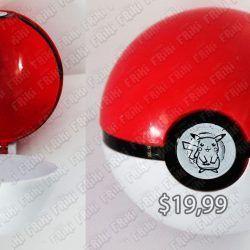 Réplica Videojuegos Pokémon Pokeball Ecuador Comprar Venden, Bonita Apariencia ideal para los fans, practica, Hermoso material de poliéster Color como en la imagen Estado nuevo