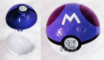 Réplica Videojuegos Pokémon Master Ball Ecuador Comprar Venden, Bonita Apariencia ideal para los fans, practica, Hermoso material de poliéster Color como en la imagen Estado nuevo