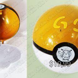 Réplica Videojuegos Pokémon GS Ball Ecuador Comprar Venden, Bonita Apariencia ideal para los fans, practica, Hermoso material de poliéster Color como en la imagen Estado nuevo