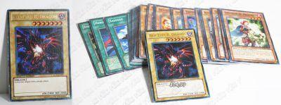 Set Anime Yu-Gi-Oh 40 Cartas Ecuador Comprar Venden, Bonita Apariencia ideal para los fans, practica, Hermoso material de cartón Color como en la imagen Estado nuevo